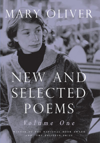 Book cover for New and Selected, Volume One by Mary Oliver