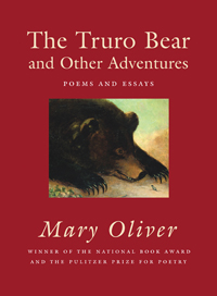 Book Cover for The Truro Bear and Other Adventures by Mary Oliver
