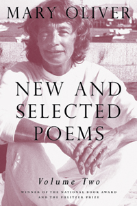 Book cover for New and Selected, Volume Two by Mary Oliver